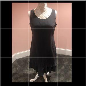 Nancy Crystal vintage silk dress